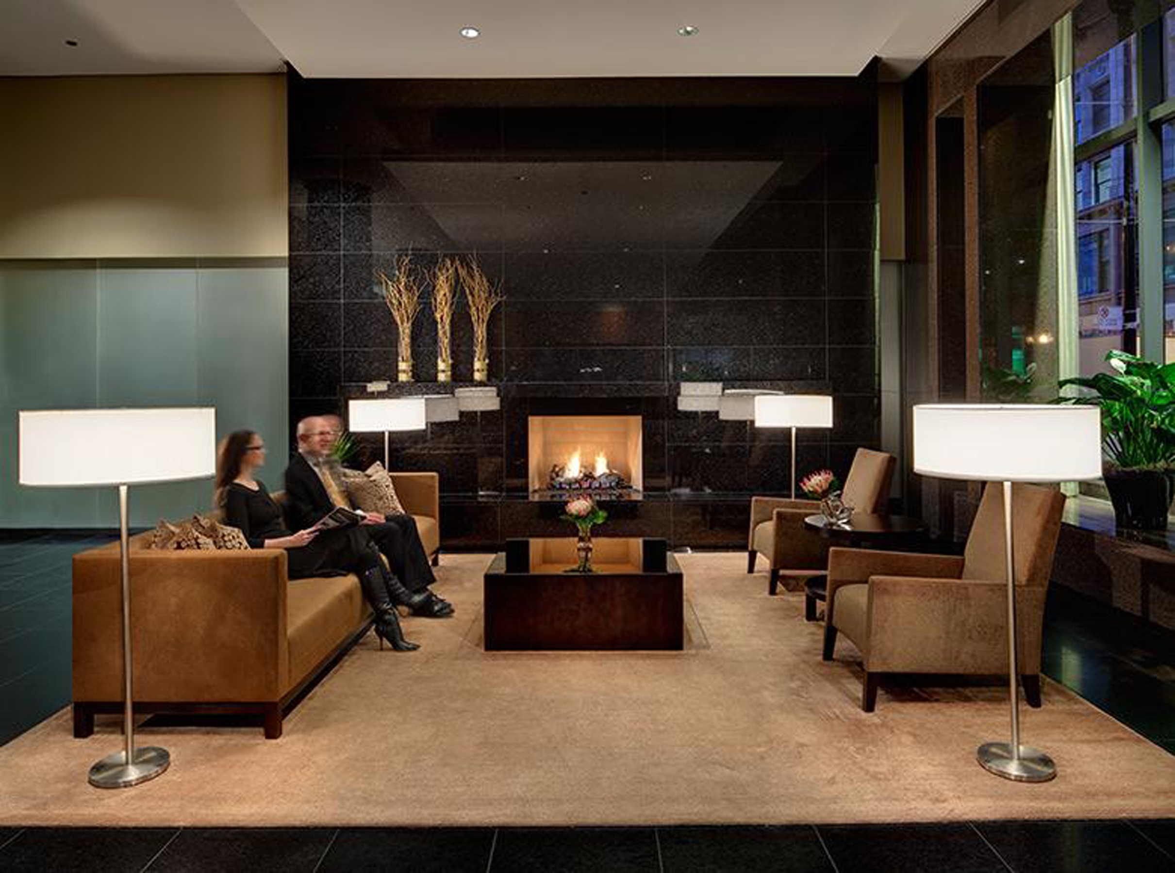 the legacy tower chicago il lobby seating area archiluce